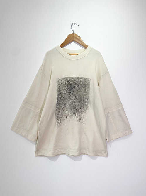 re spray L/S T-SH (ox)02size