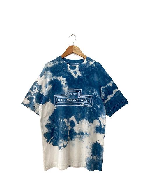 tie-dye T-SH(full organic wear) 03size