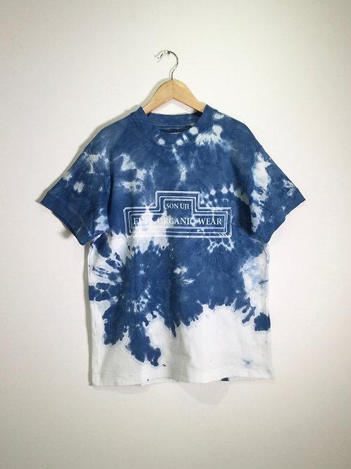 tie-dye T-SH(full organic wear) 02size