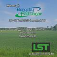 Borgeby Fältdagar 26 - 27 Juni 2019 i monter L 79