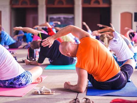 Sobre os benefícios do Yoga