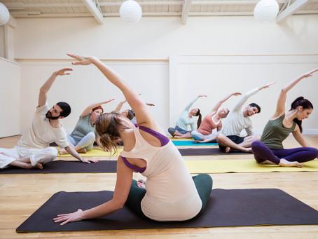 Yoga e o Corpo
