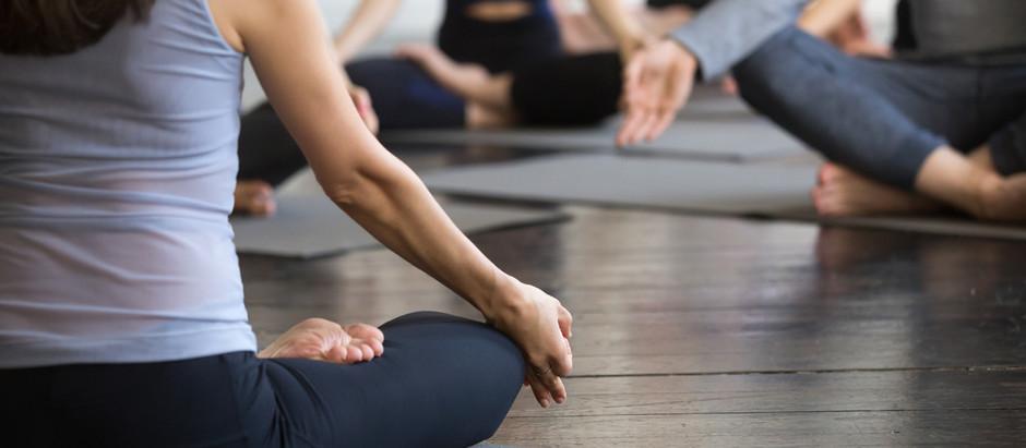 Desenvolvendo a consciência na prática de Yoga