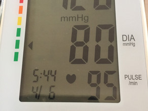 All about high blood pressure, heart health & my personal take on the COVID-19 lockdown
