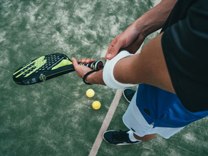 Acupuncture for tennis elbow pain