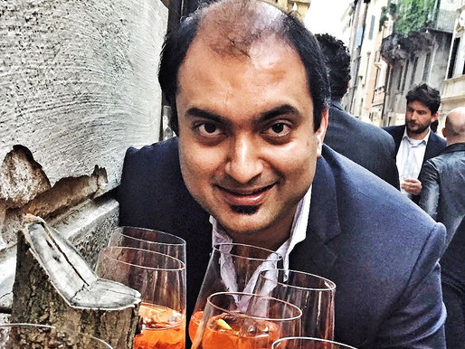 Getting to Know You: Harshal Shah
