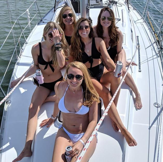 Bachelorette Trips