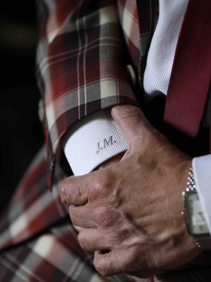 Mejta oblek made-to-measure