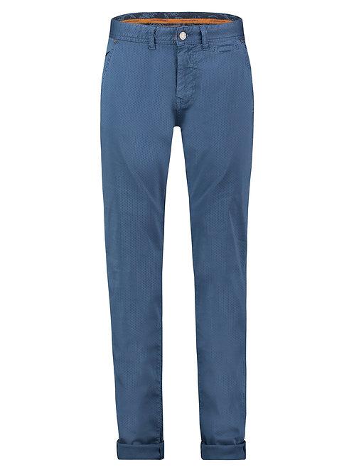 A Fish Named Fred pánské kalhoty modrá pětikapsa