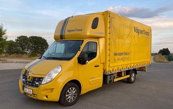 VagnerTrans.cz - Renault Master