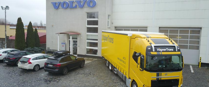 Volvo FH 26t VagnerTrans