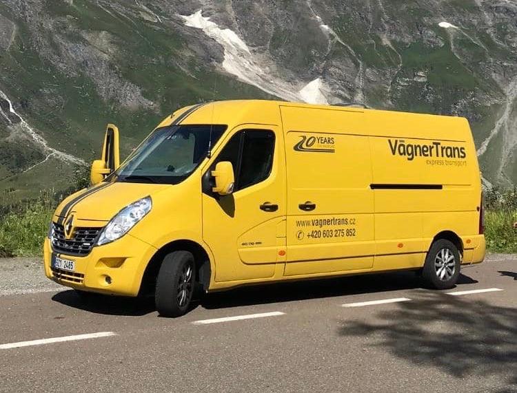 VagnerTrans Renault Master Skříň
