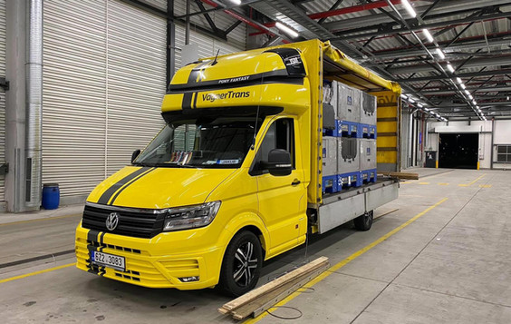 VW Crafter VagnerTrans