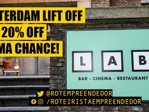 Inscreva seu Filme ou Roteiro no Amsterdam Lift Off com 20% OFF!