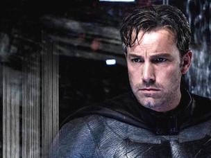 Batman, de Ben Affleck sofre com problemas de roteiro.