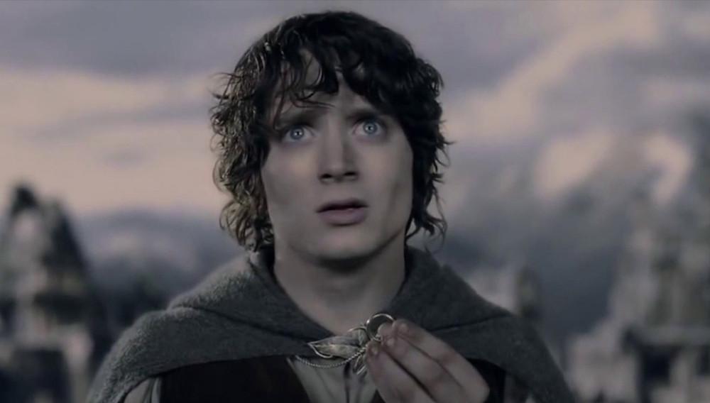 Frodo - O Senhor dos Anéis