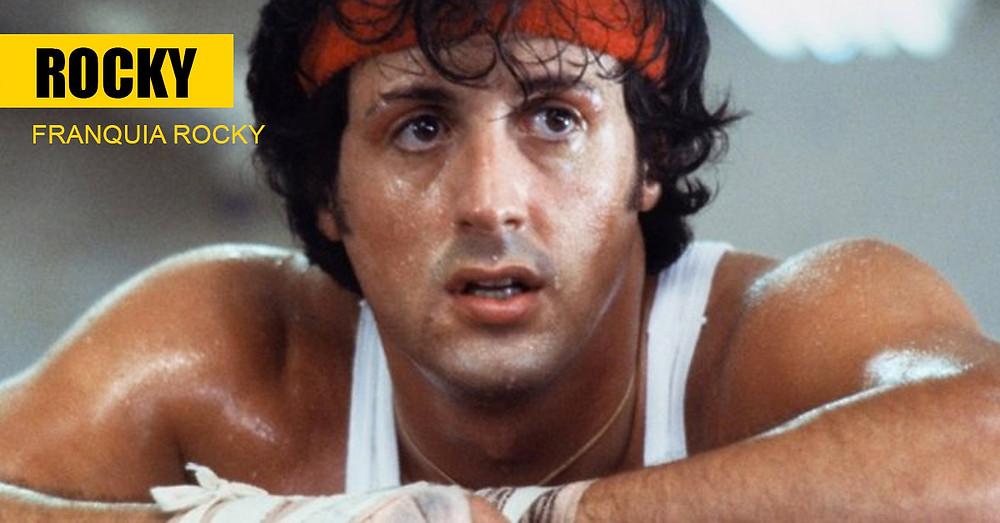 7. Rocky - Rocky I - Balboa