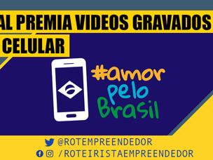 Ministério da Cidadania Lança Edital para Premiar Videos Feitos com Celular.