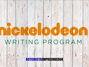 Quer ser pago para desenvolver conteúdo original para a Nickelodeon? Essa é pra você!