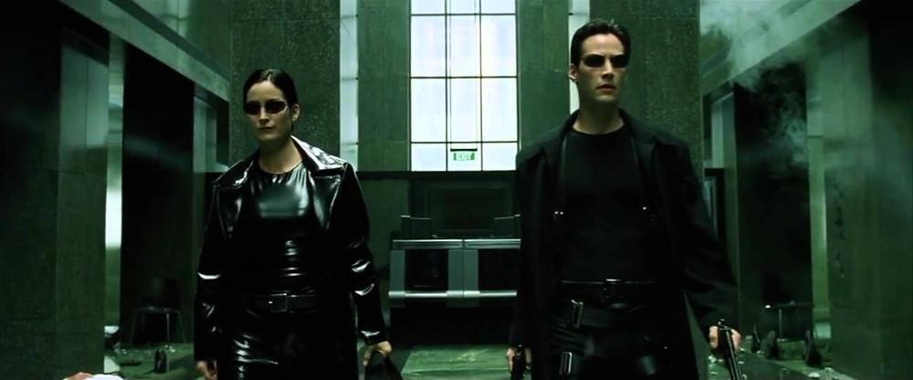 The Matrix - O Lobby