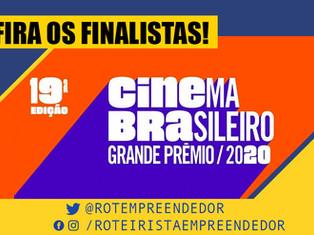 Confira os Indicados ao Grande Prêmio do Cinema Brasileiro 2020