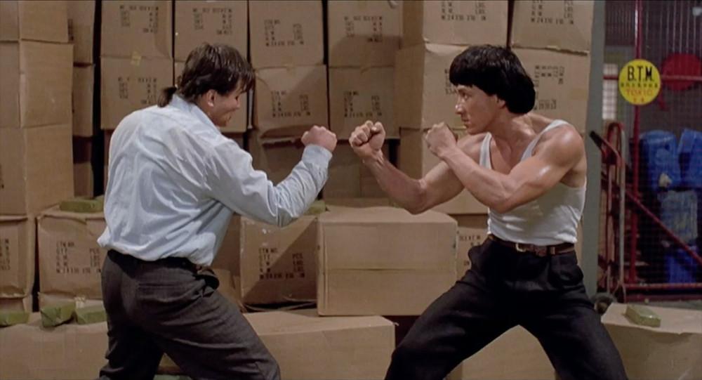 Jackie Chan em Ação