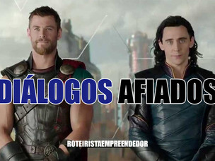Thor Ragnarock - Desconstruindo Diálogos.