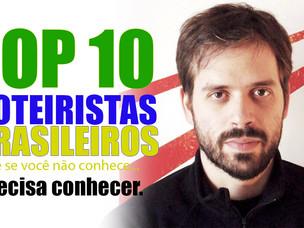 10 Roteiristas Brasileiros que, se você não conhece, precisa conhecer!