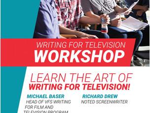 Conheça o curso de roteiro de TV da Vancouver Film School e concorra a uma bolsa de 10 mil dólares!
