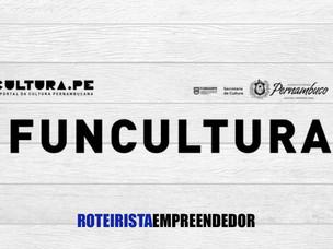 Funcultura abre edital em Pernambuco para curtas, longas, séries e muito mais.