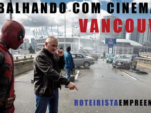 Trabalhando com Cinema em Vancouver