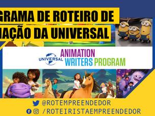 Programa de Roteiristas de Animação da Universal