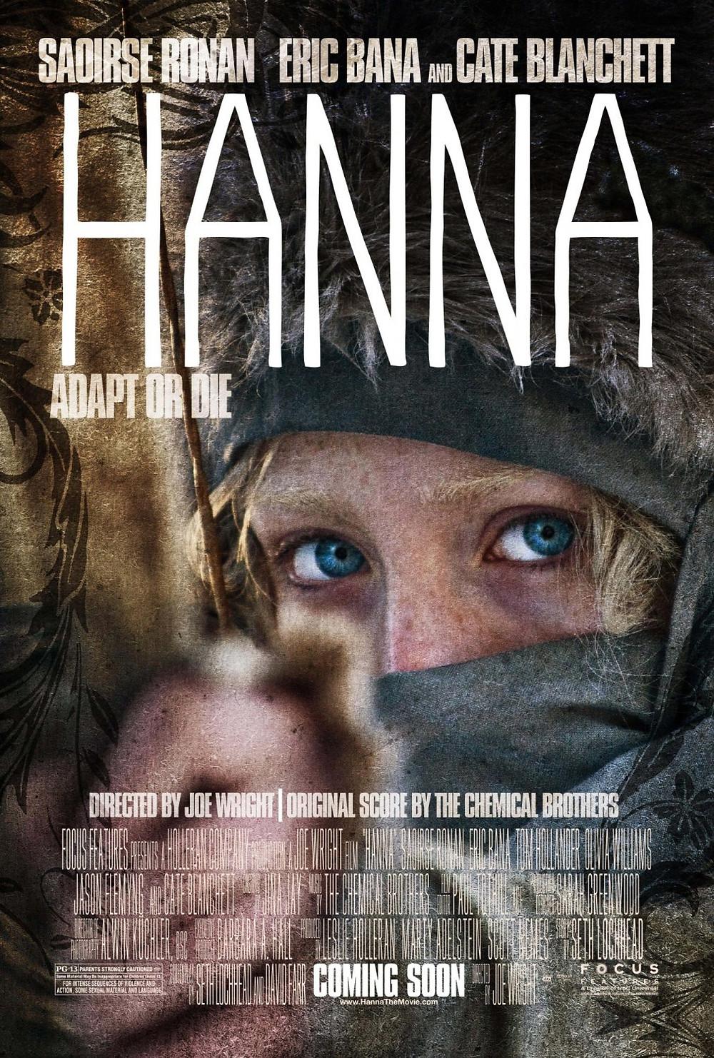 Poster do filme Hanna 2011