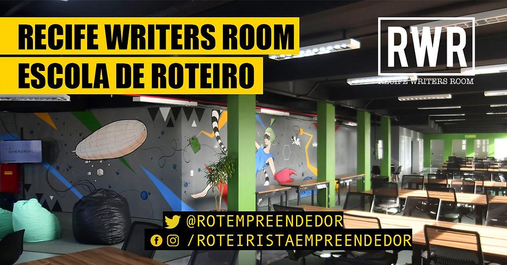 Recife Writers Room - A Melhor Escola de Roteiro do Nordeste