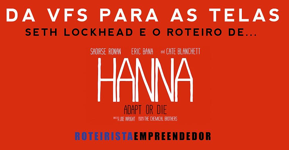 Logo Hanna - Roteirista Empreendedor