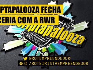 ScriptApalooza Fecha Parceria com a Recife Writers Room.