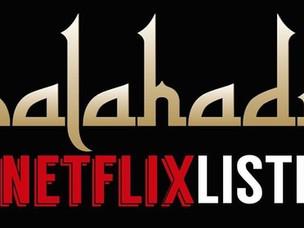 Já pensou em ter seu seriado na Netflix? Eles pensaram e FIZERAM.