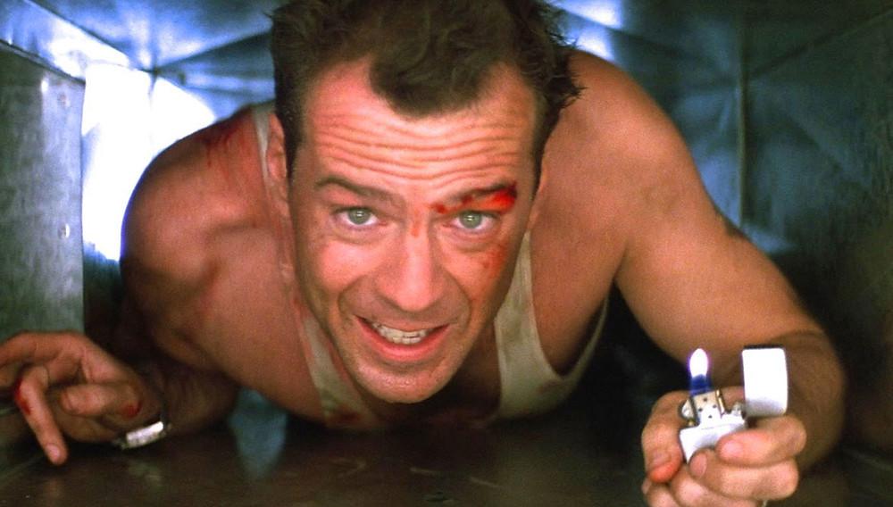 John McClane - Duro de Matar