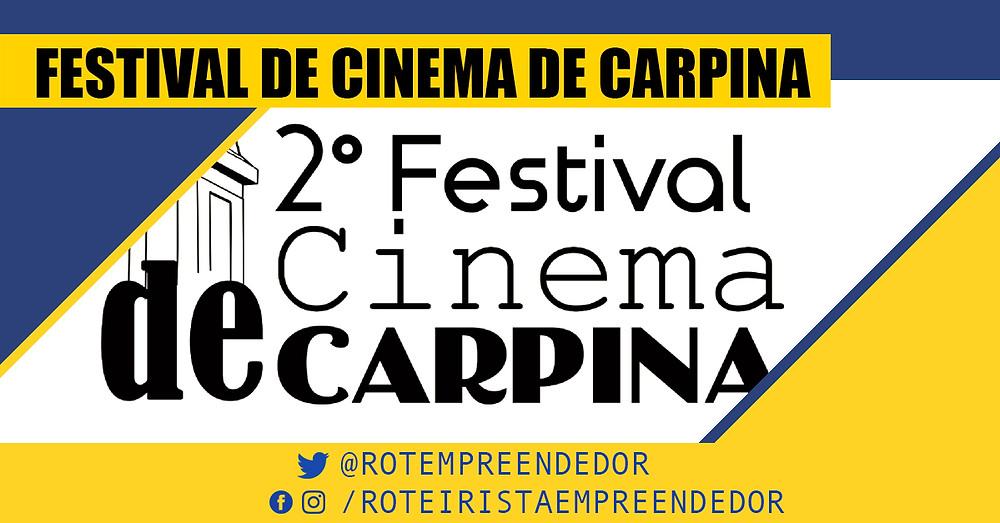 2 festival de cinema de carpina - roteirista empreendedor