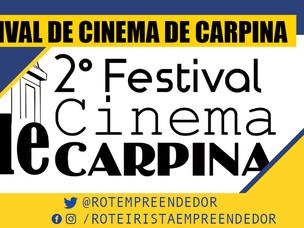 2° Festival de Cinema leva a magia da sétima arte a Carpina