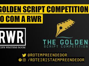The Golden Script Competition oferece distribuição para vencedores da RWR.