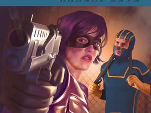 Mark Millar lança busca internacional por talentos dos quadrinhos.