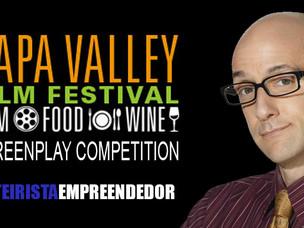 Napa Valley Film Festival lança competição de roteiro com mentoria de Jim Rash.