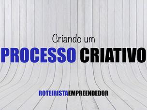Como criar o seu Processo Criativo