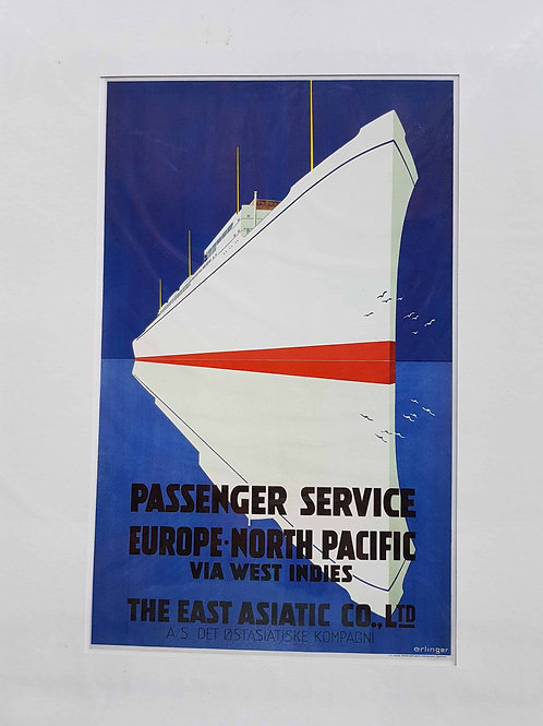Publicités navigation maritime
