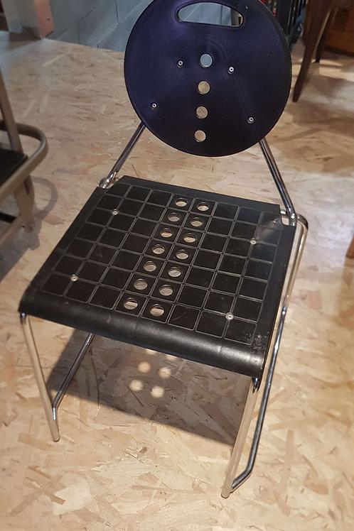 """6 chaises """"Charlie"""" design Bimbi"""