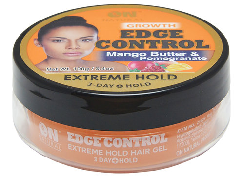 Edge Control Extreme Hold - Mango Butter and Pomegranate