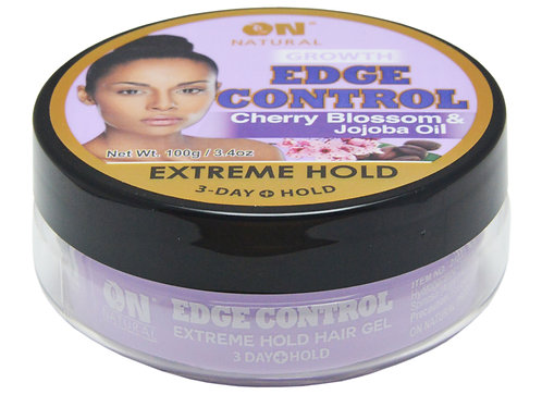 Edge Control Extreme Hold - Cherry Blossom and Jojoba Oil