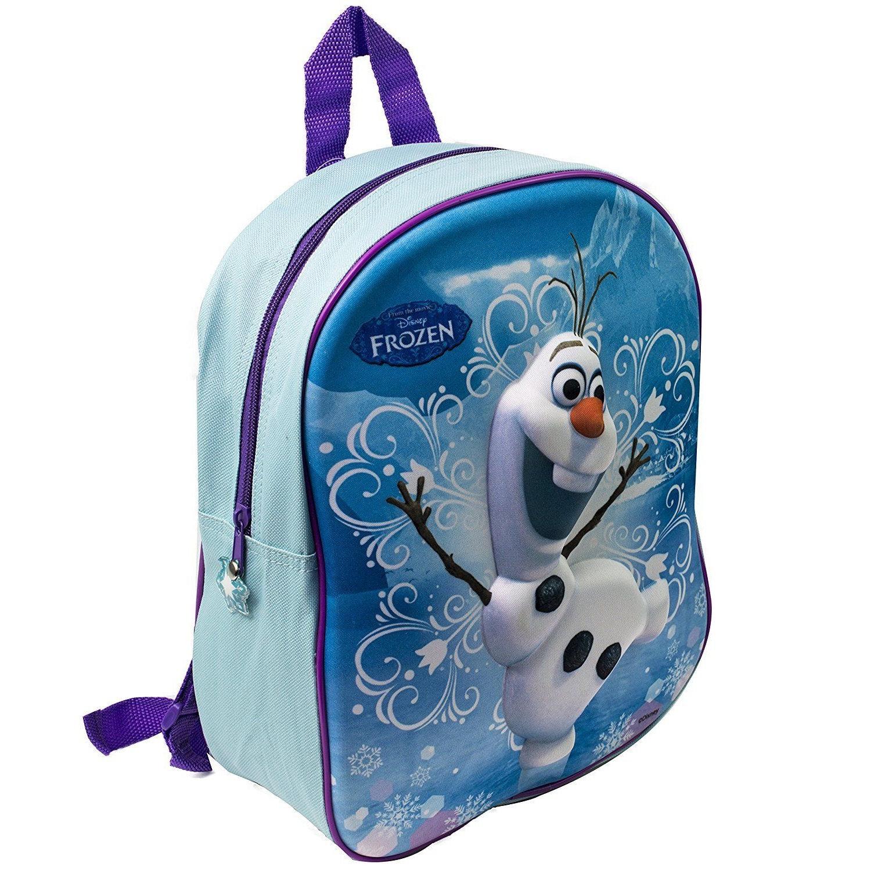 9f636d12e40 3D Disney Frozen Olaf Junior Backpack