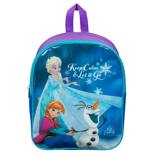 ff5ca22abae Disney Frozen Let It Go Junior Backpack